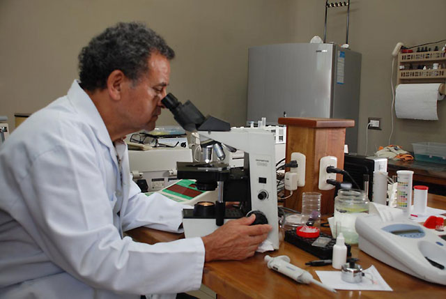 Laboratorio Clínica Privada de Urgencias PZ