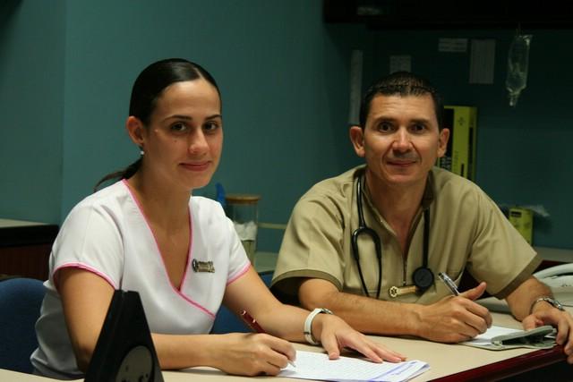 Servicios Clínica Privada de Urgencias P.Z.